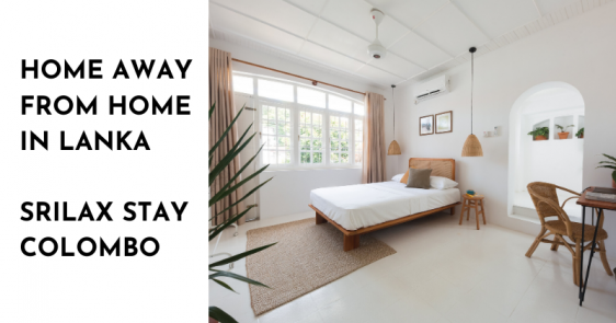 Srilax Stay - Your Home Away from Home in Colombo